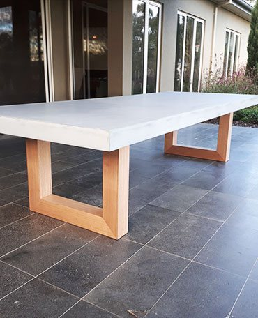 Concrete Tables