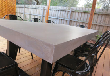 Concrete Dining Tables 1