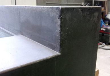 Concrete benchtops countertops 2