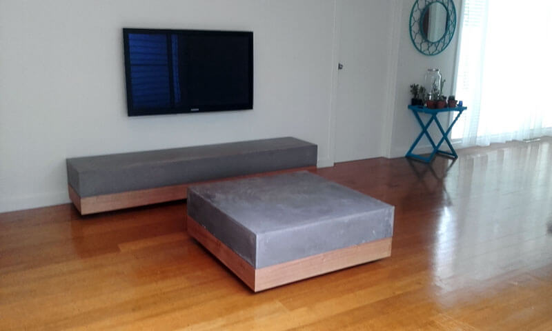 Living entertainment units coffee tables 3