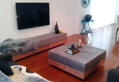 Living- entertainment units coffee tables