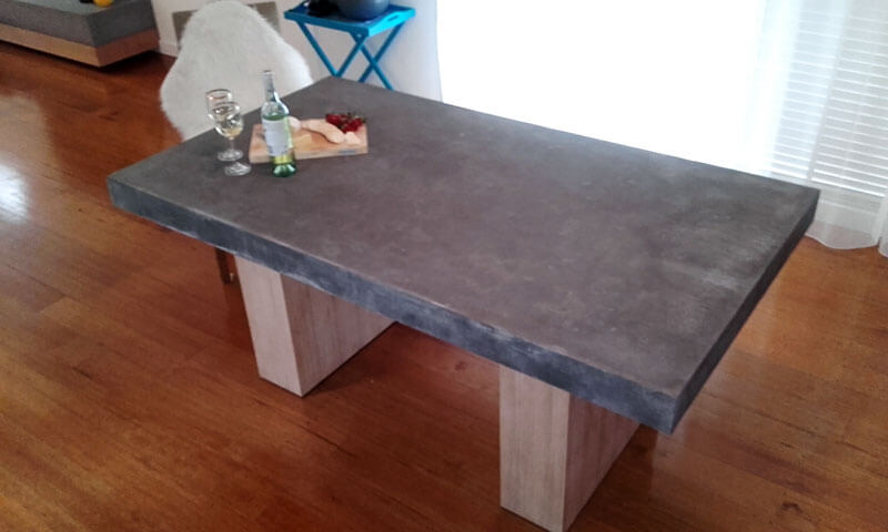 Concrete Dining Tables 7