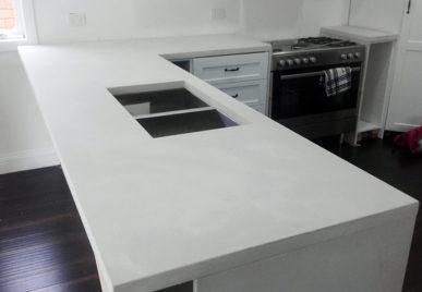 Concrete benchtops countertops 5