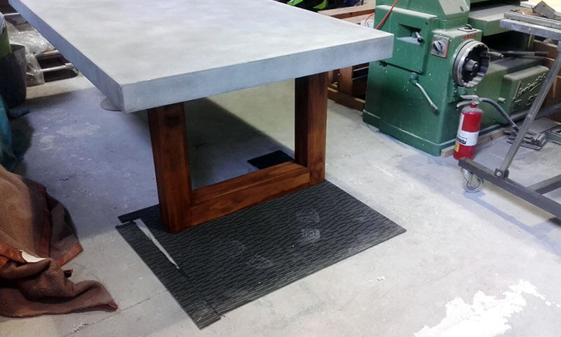 Concrete Dining Tables 14