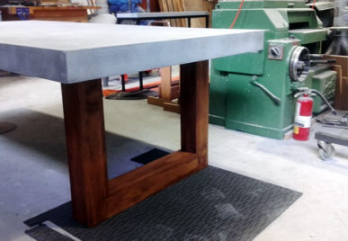 Concrete Dining Tables 15