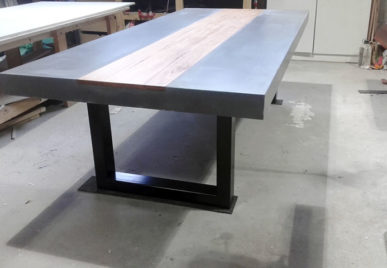 Concrete Dining Tables 17