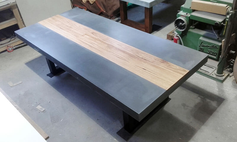 Concrete Dining Tables 19
