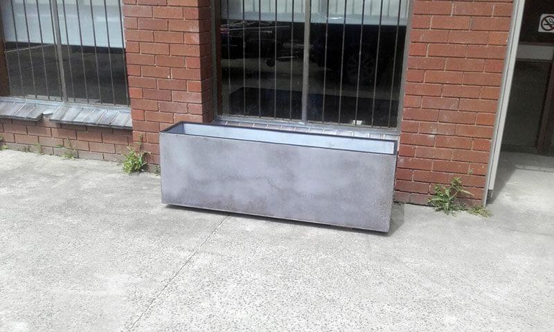 Outdoor concrete tables 18
