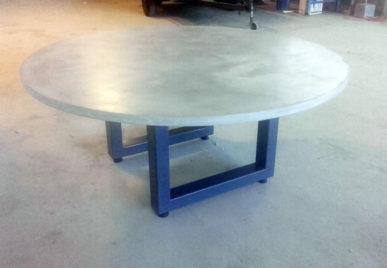 Outdoor concrete tables 29