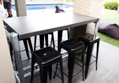 Concrete Dining Tables 22