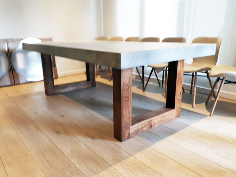 Concrete Dining Tables 23