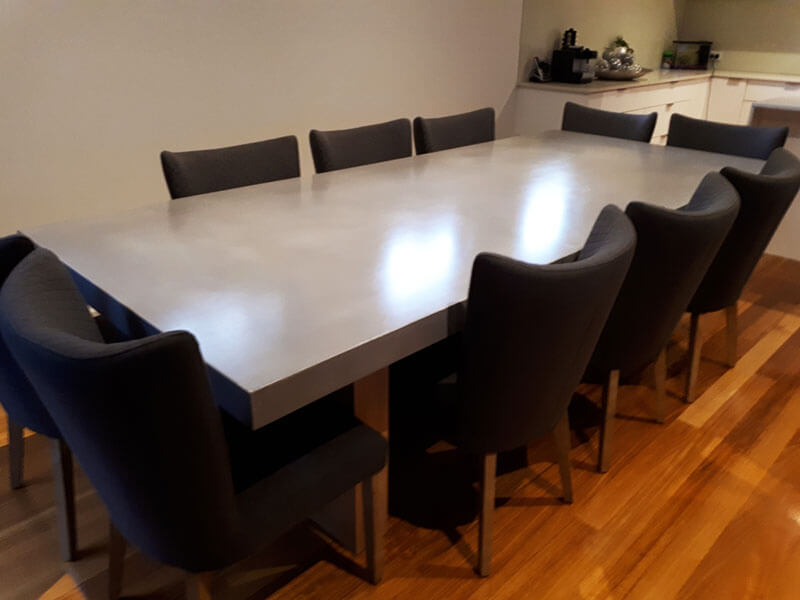 Concrete Dining Tables 26