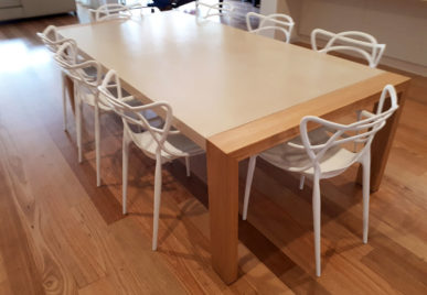 Concrete Dining Tables 28