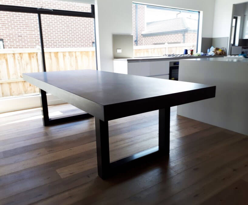 Concrete Dining Tables 34
