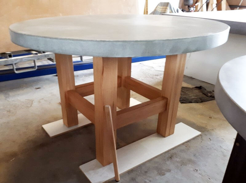 Concrete Dining Tables 36