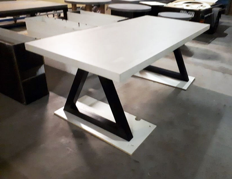 Concrete Dining Tables 37