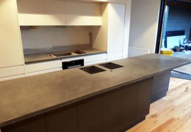 Concrete benchtops countertops 7