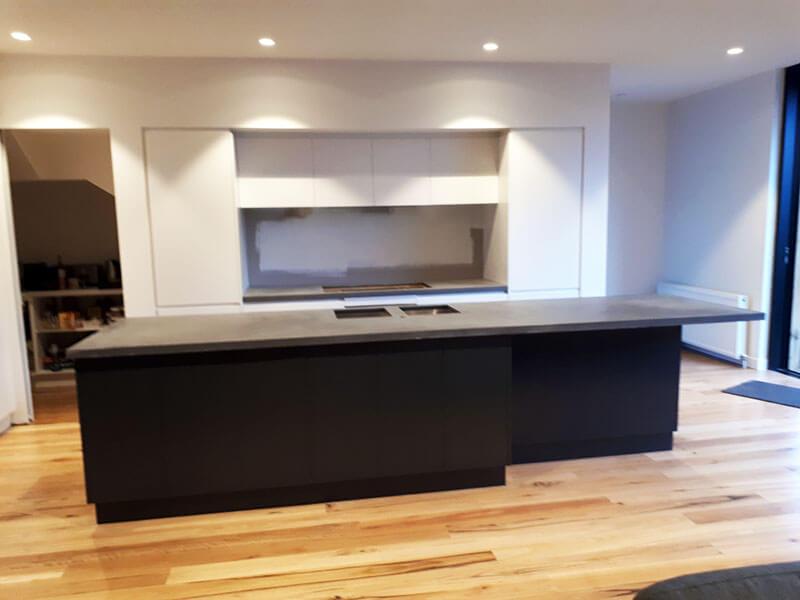 Concrete benchtops countertops 8