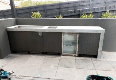 Concrete benchtops countertops 10