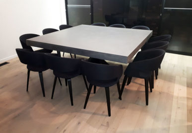 Concrete Dining Tables 39