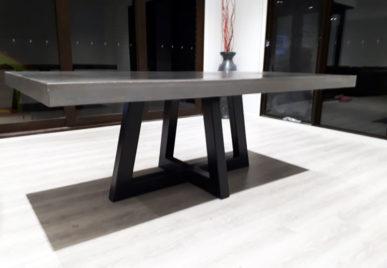 Concrete Dining Tables Snap Concrete