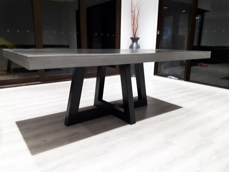 Outdoor concrete tables 43