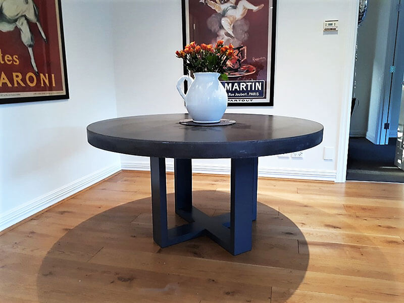 Concrete Dining Tables 41