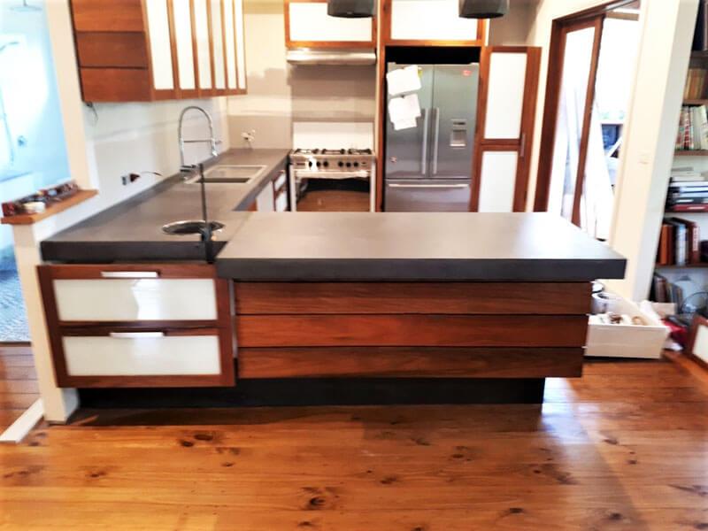 Concrete benchtops countertops 17