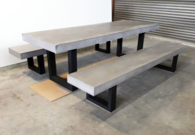 Concrete Dining Tables 44