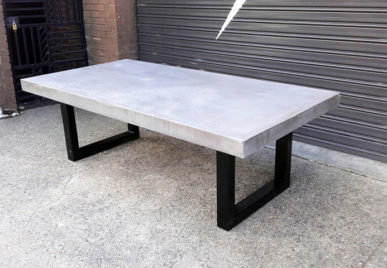 Concrete Dining Tables 4