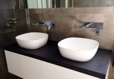 Bathroom Tiles and Sinks