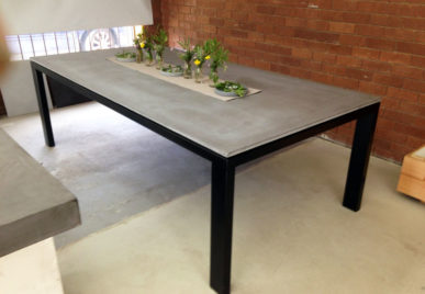 Concrete Dining Tables 51