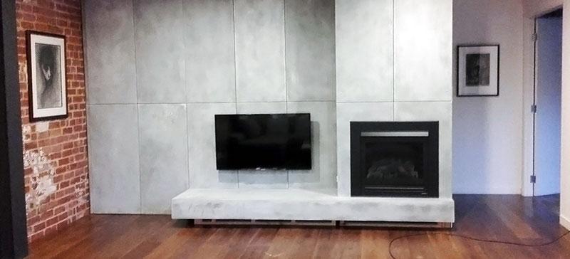 Concrete benchtops countertops 22