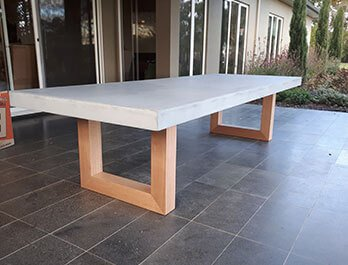 Concrete Furniture Melbourne Concrete Outdoor Furniture
